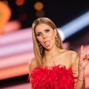 """Victoria Swarovski moderiert auch die neunte Live-Show von """"Let's Dance"""" 2019. (Foto)"""