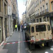 Attentäter von Lyon als Terrorverdächtiger in U-Haft (Foto)
