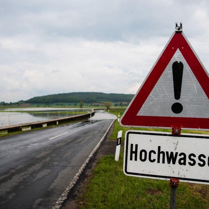 Vorsicht, Hochwassergefahr! Unwetter-Tief flutet DIESE Region (Foto)