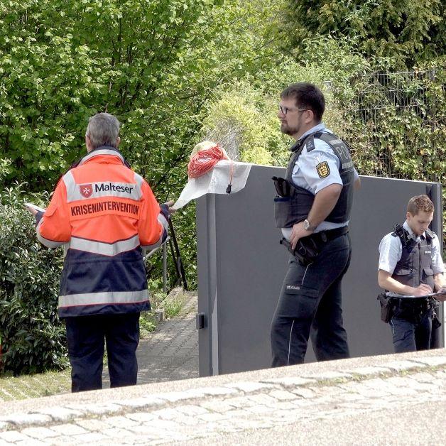 Mann tötet Frau und Kind (8) - Drogen im Spiel (Foto)