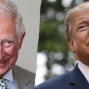 Royale Backpfeife! Eklat mit Donald Trump befürchtet (Foto)