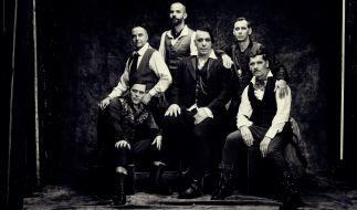 Mit ihrem neuen Album brechen Rammstein bereits jetzt Rekorde. (Foto)