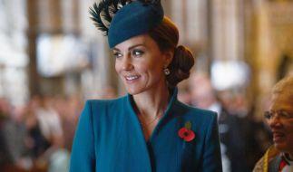 Kate Middleton wird eines schönes Tages zur Prinzessin von Wales. (Foto)