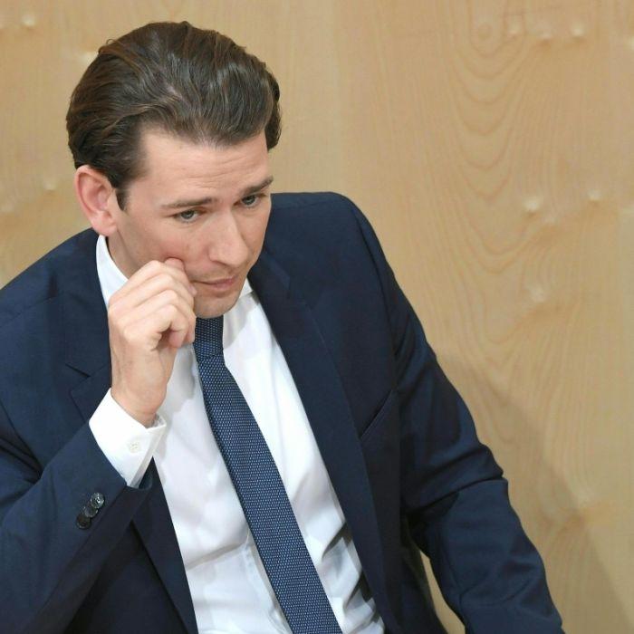 Regierungssturz nach Ösi-Beben! Kanzler von SPÖ und FPÖ abgewählt (Foto)
