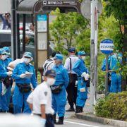 Messerstecher an Bushaltestelle - Mitarbeiter des Außenministeriums unter den Toten (Foto)