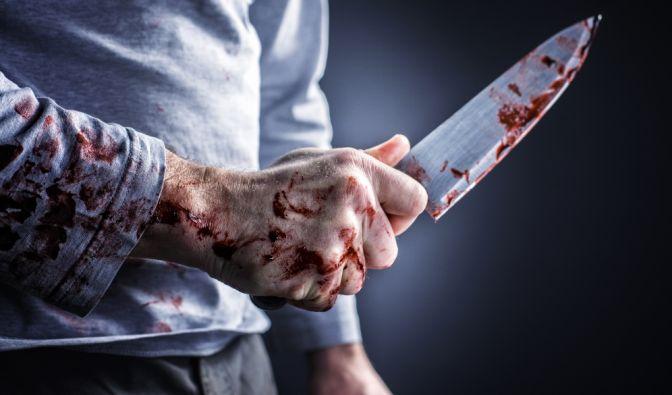27 tödliche Messerstiche