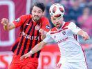 Relegation 2. Bundesliga Rückspiel: FC Ingolstadt 04 - SV Wehen Wiesbaden (Foto)