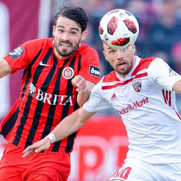 SV Wehen Wiesbaden steigt in 2. Bundesliga auf - Abstieg für Ingolstadt besiegelt (Foto)