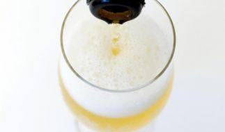 Bier gilt in Deutschland als Grundnahrungsmittel. (Foto)