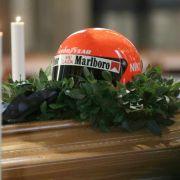 Trauerfeier in Wien! Bewegender Abschied von der Formel-1-Legende (Foto)
