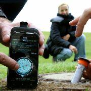 Geocaching: Die moderne Schatzsuche erobert auch Deutschland (Foto)