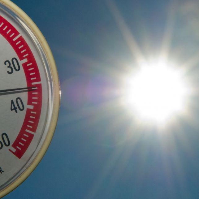 Hagel-Warnung und Tropennächte sorgen für Wetter-Chaos pur (Foto)