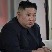 Spionage-Vorwürfe! Kim Jong Un lässt Trump-Gesandten hinrichten (Foto)