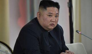 Kim Jong Un soll seinen Trump-Sondergesandten hinrichten lassen haben. (Foto)