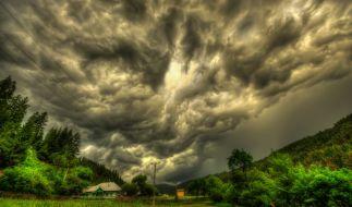 Müssen wir mit einem regnerischen Juni rechnen? (Foto)