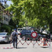 Drei Tote bei Geiselnahme in Zürich (Foto)