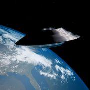 Ufo-Aufnahmen durch Navi-Piloten - Ist das der Beweis? (Foto)