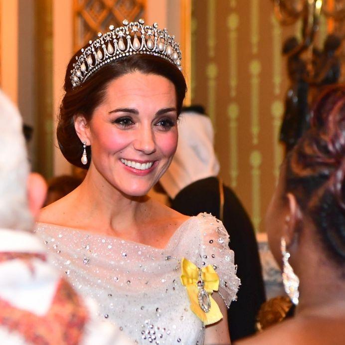 Echt royal! Herzogin Kate bekommt glamouröse Gesellschaft (Foto)