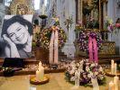 Die verstorbene Schauspielerin Hannelore Elsner wurde mit einer Trauerfeier in München geehrt. (Foto)