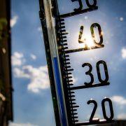 Hallo Sommer! Am Wochenende gibt's Hitze und Sonne satt (Foto)
