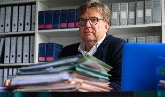 Mit Hilfe des Verwaltungsgerichts Berlin will der Hannoveraner Anwalt Dirk Schoenian die Bundesregierung zwingen, mehrere Kinder aus einem syrischen Flüchtlingslager nach Deutschland zu holen. (Foto)