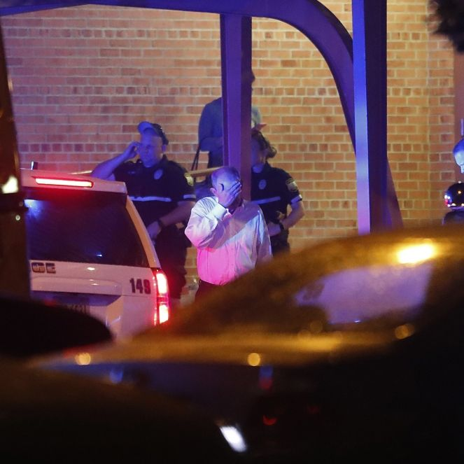 Schütze tötet 12 Menschen bei Massaker in US-Stadtverwaltung (Foto)