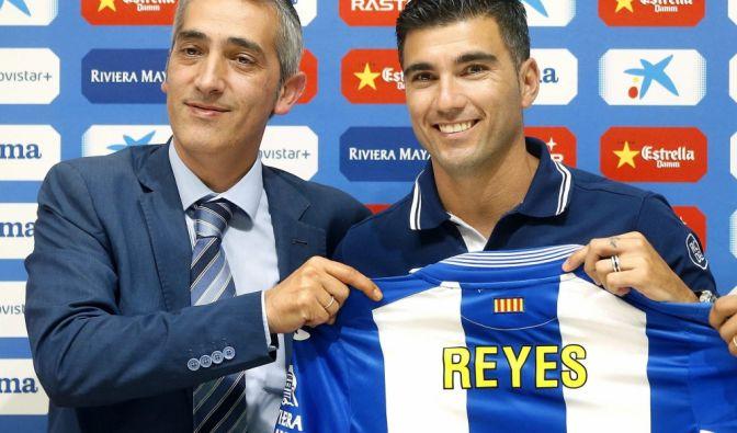 Jose Antonio Reyes, spanischer Fußballspieler (01.09.1983 - 01.06.2019)