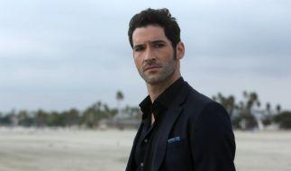 """In """"Lucifer"""" spielt Tom Ellis den Teufel persönlich - privat schwebt der Schauspieler dank seiner Partnerin Meaghan Oppenheimer im siebten Himmel. (Foto)"""