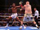 Anthony Joshua verliert krachend mit KO gegen den krassen Außenseiter Andy Ruiz Jr! (Foto)