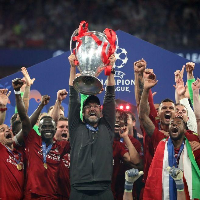 """""""Beste Nacht meines Berufslebens"""": Kloppo holt mit Liverpool den Cup (Foto)"""