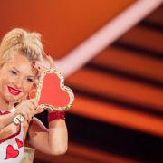 Evelyn Burdecki - EINBRUCH nach Let's Dance-Aus! (Foto)