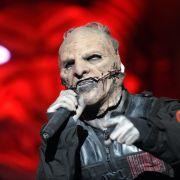 Slipknot-Sänger platzt Hoden bei Gesangsprobe (Foto)