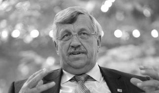 Walter Lübcke ist im Alter von 65 Jahren unerwartet gestorben. (Foto)