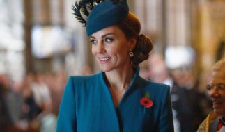 Kate Middleton legt Wert auf eine bodenständige Erziehung ihrer Kinder. (Foto)