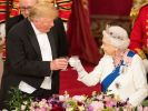 Donald Trump in London 2019 im News-Ticker