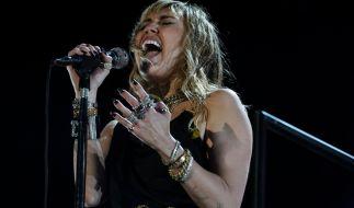 Miley Cyrus ist für ihre freizügigen Auftritte bekannt. (Foto)