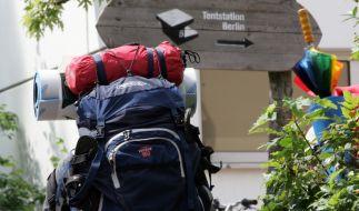 Auswandern oder Tourist bleiben? (Foto)