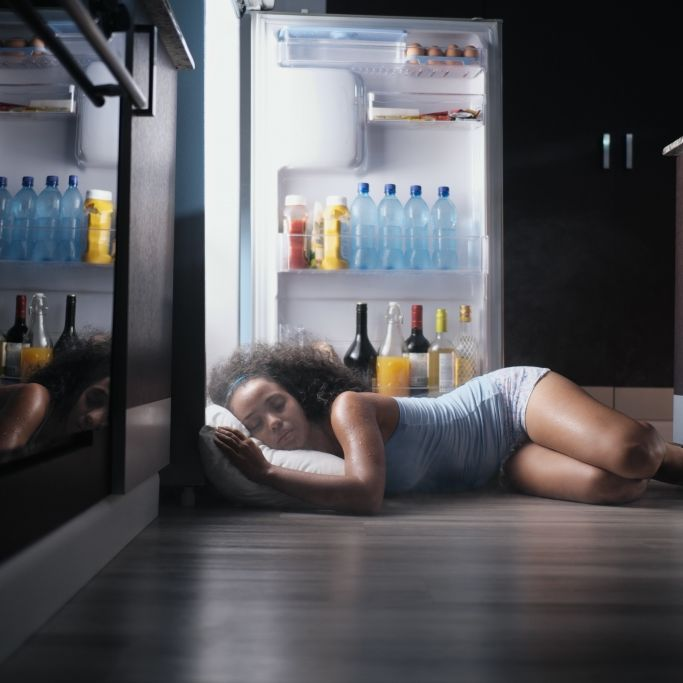 Mit DIESEN Sommer-Tipps schlafen Sie jetzt schweißfrei (Foto)