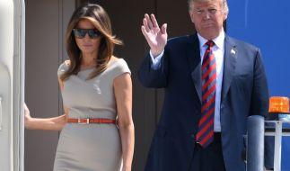 Melania Trump und Donald Trump: Wie steht es wirklich um die Ehe der beiden? (Foto)