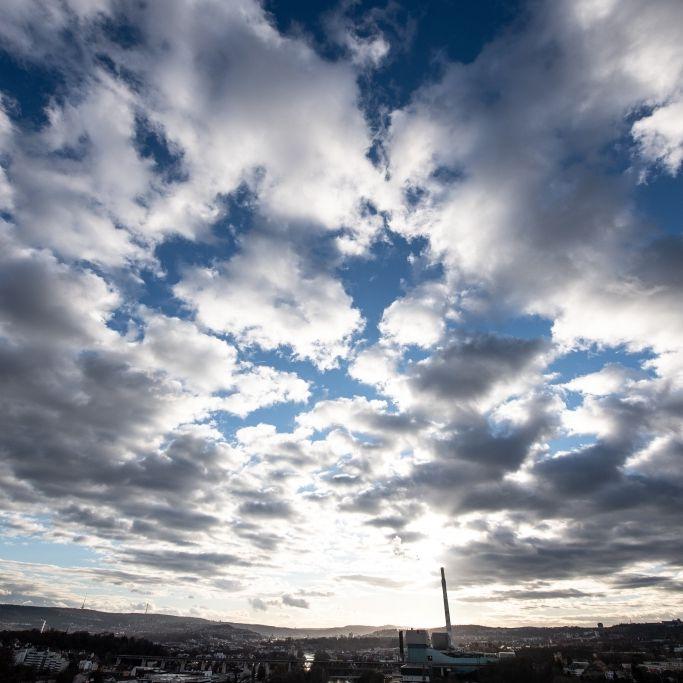 Unwetter-Gefahr! Gewitter, Sturm und Hagel zu Pfingsten (Foto)