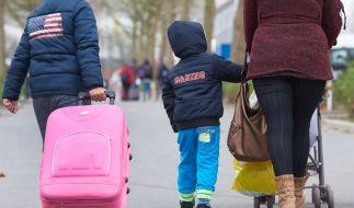 Wer nach einem gescheiterten Asylverfahren freiwillig ausreist, kann staatliche Hilfe beantragen. (Foto)