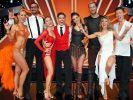 """Diese vier Paare sind im Halbfinale von """"Let's Dance"""". (Foto)"""