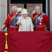 Die Queen hatte offenbar ihren Spaß.