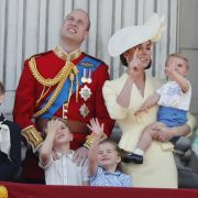 Mini-Royal Prinz Louis stiehlt Herzogin Meghan Markle die Show (Foto)