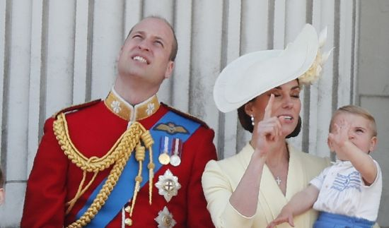 """""""Trooping The Colour""""-Parade 2019"""
