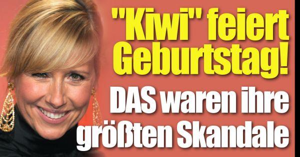 Andrea Kiewel heute: Nippel-Show und Schummel-Skandal