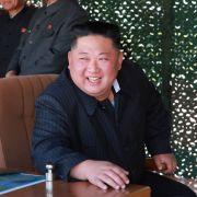 Nordkorea-Diktator verfüttert General anPiranhas (Foto)