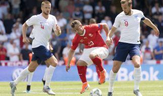 England ist Dritter derNations League. (Foto)
