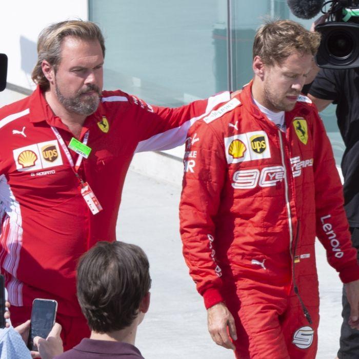 Mega-Zoff nach Renn-Ende! Ferrari legt Protest ein (Foto)