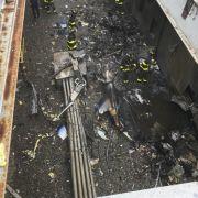 Durch einen Hubschrauberabsturz südlich des Central Park sind auf dem Dach eines Hochhauses erhebliche Schäden verursacht worden.